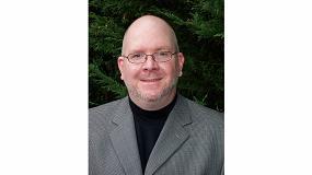 Foto de Entrevista a Stephen Miller, director de gestión de productos de la división de Software Kodak de Eastman Kodak Company