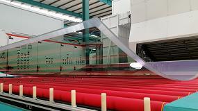 """Foto de Tvitec presenta """"La belleza de las curvas"""", un nuevo concepto en vidrio arquitectónico"""