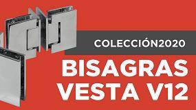 Foto de Trivel presenta su nueva bisagra Vesta V12