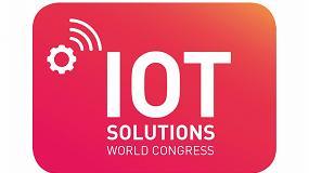 Foto de IoT Solutions World Congress 2019