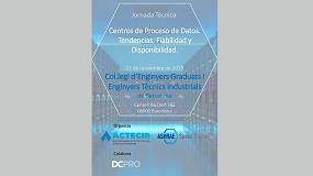 Foto de Nueva fecha para la jornada 'Centros de proceso de datos' de Ashrae y Actecir en Barcelona
