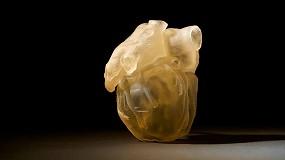 Foto de J750 Digital Anatomy, la impresora 3D Stratasys para la reproducción realista de modelos anatómicos funcionales
