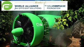 Foto de Pulverizadores Fede, nuevo miembro de la World Alliance for Efficient Solutions