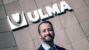 Foto de César Nosti, nuevo director comercial de ULMA Handling Systems