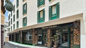 Foto de El nuevo hotel H10 Casa de la Plata de Sevilla apuesta por la eficiencia energética de sus instalaciones