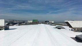 Foto de Reparar una cubierta industrial no implica parar la actividad