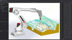 Foto de Ya está disponible la última actualización del software Robotmaster de Hypertherm
