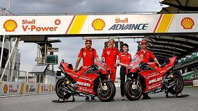 Foto de Shell y Ducati celebran su 21° año juntos y renuevan su relación técnica