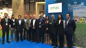 Foto de Grupo Agrotecnología, socio promotor del Clúster CAOVBA