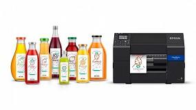 Foto de Empack 2019: Epson trae por primera vez a España sus soluciones más innovadoras para el mercado del etiquetaje
