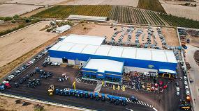 Foto de Agrivisa, concesionario New Holland, inaugura instalaciones en Villanueva de la Serena (Badajoz)