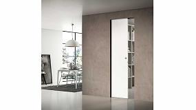 Foto de Scrigno Essential presenta las puertas correderas resistentes al fuego EI 30 y EI 60