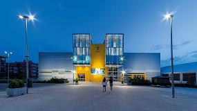 Foto de Schréder colabora en la reducción del consumo de energía en las instalaciones del Patronato Deportivo de Guadalajara