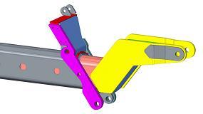 Foto de Extensiones con elevación de gancho