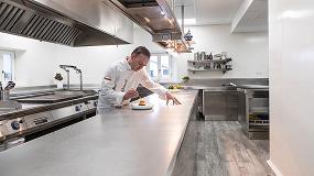 Foto de El chef Rubén Abascal elige Altro para su recién estrenado restaurante Ibidem