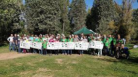 Foto de El Voluntariado Verde de Cicloplast organiza una actividad de sensibilización ambiental en Alcalá de Henares
