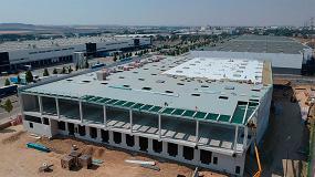 Foto de 7 de cada 10 cubiertas industriales en Europa se impermeabilizan con láminas de PVC, según Danosa
