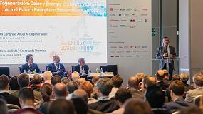 Foto de Los cogeneradores presentan la Hoja de Ruta a 2030 y 2050 en el XV Congreso Anual de Cogeneración