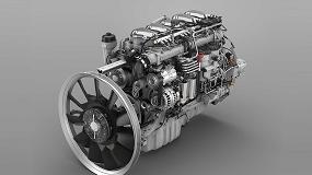 Foto de Scania ahorra hasta un 2 por ciento de combustible con sus motores actualizados