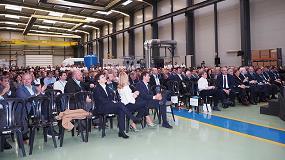 Foto de Hiperbaric inaugura la ampliación de sus instalaciones con el lanzamiento de una nueva línea de negocio