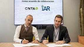 Foto de iAR y CNTA se alían para ofrecer servicios de digitalización