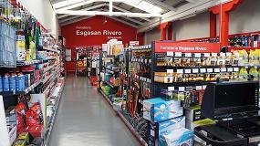 Foto de Esgasan Rivero, nueva ferretería Cadena88 en Gran Canaria