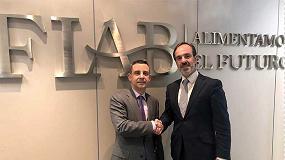 Foto de FIAB y AIAA firman un acuerdo para potenciar el sector agroalimentario de Aragón