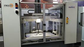 Foto de Eurecat presenta en Blechexpo su tecnología de deformación incremental de chapa de última generación