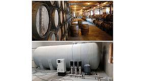 Foto de Remosa, también presente en la industria vinícola