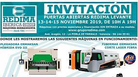 Foto de Redima Levante abre sus puertas del 13 al 15 de noviembre