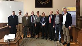 Foto de Inaugurada la II Cátedra Epiroc en la Escuela de Minas y Energía