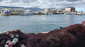 Foto de Primeras pruebas de reciclado para convertir las redes de pesca en desuso en ropa deportiva y otras aplicaciones