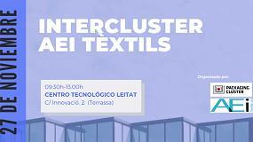Foto de AEI Tèxtils y Clúster del Packaging organizan un mirador de mercado