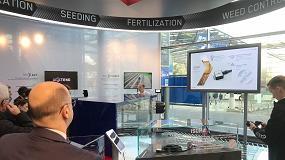 Foto de AgXtend, la incubadora de startups tecnológicas de CNH Industrial