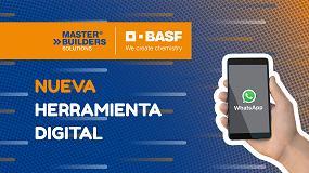 Foto de Master Builders Solutions lanza una nueva herramienta digital