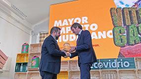 Foto de Vitoria recibe el galardón 'Mayor impacto ciudadano' por su compromiso con el desarrollo sostenible
