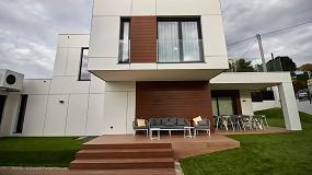 Foto de Gabarró presenta un proyecto residencial realizado con su tarima de exterior Urban Deck
