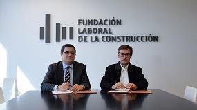 Foto de La Fundación Laboral y Andimac firman un acuerdo de colaboración