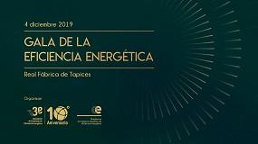Foto de La Gala de la Eficiencia Energética, organizada por A3e y la PTE-ee, celebrará el compromiso de instituciones y empresas