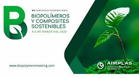 Foto de El Seminario Internacional de Biopolímeros y Composites Sostenibles de Aimplas celebra su séptima edición