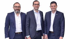 Foto de La dirección de Salamander Industrie Produkte GmbH felicita a Novoperfil en su 30 cumpleaños