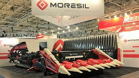Foto de Nuevo cabezal para girasol GBE de Moresil