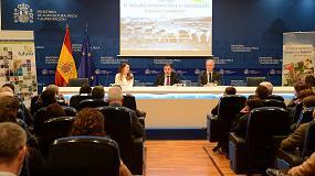 Foto de El MAPA defiende un aumento progresivo del presupuesto para seguros agrarios