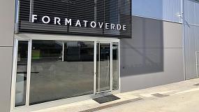 Foto de Formato Verde inaugura sus nuevas instalaciones