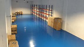 Foto de Berkomat amplía plantilla y espacio para almacén