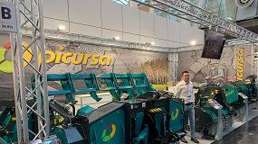 Foto de Picursa se presenta en Agritechnica con su trituradora forestal Tekken 2.0