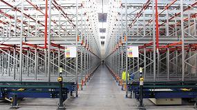 Foto de AR Racking equipa el almacén del Grupo Marcos Larrañaga y CIA con AR Shuttle