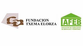 Foto de AFEB colabora con la Fundación Txema Elorza financiando diez bolsas de estudio