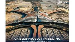 Foto de Midea climatiza el Aeropuerto Internacional Daxing de Beijing, el más grande del mundo