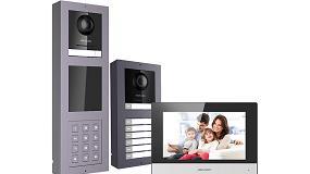 Foto de Hikvision lanza la segunda generación de Videoporteros a 2 Hilos